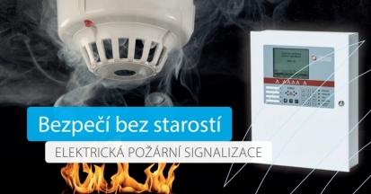 EPS Lites – ideální a finančně zajímavé řešení pro rekonstrukci požární signalizace