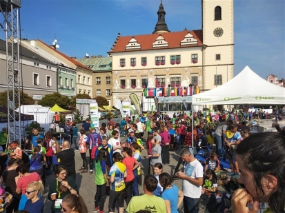ORIENTEERING WORLD CUP 2018