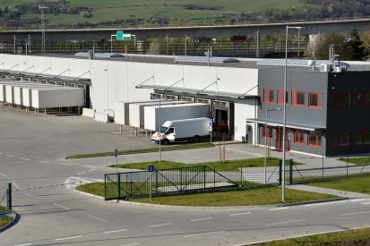 Efektivní zabezpečení logistických center