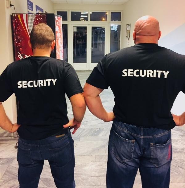 Další záchyt díky TOP security