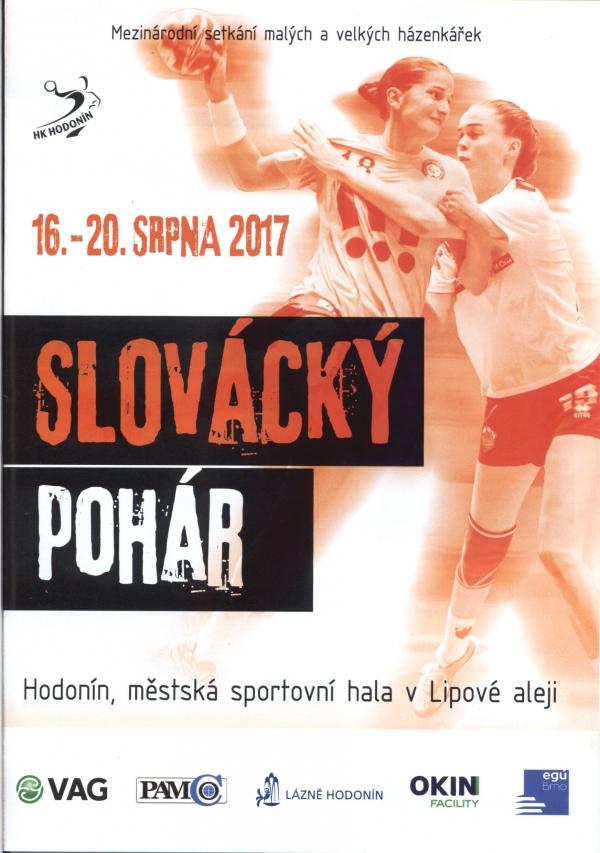 Slovácký pohár 2017