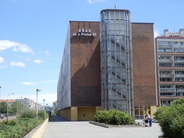 Úřad - městské - části - Praha - 10