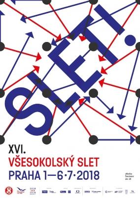 Vsesokolsky - slet - plakat - 2