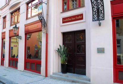 Zajištění požárního dozoru v Buddha-Bar Hotel Prague
