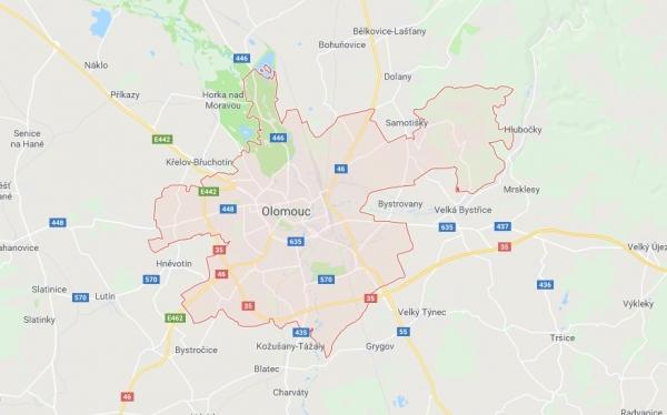 Bezpečnostní agentura Olomouc