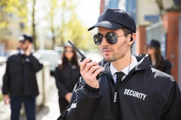 Bezpečnostní doprovody