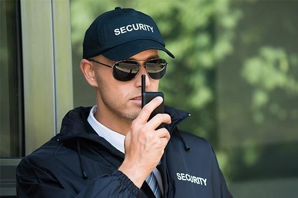 Ochranné a strážní služby
