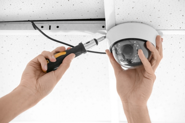 Odborné instalace kamerových systémů (montáže CCTV)