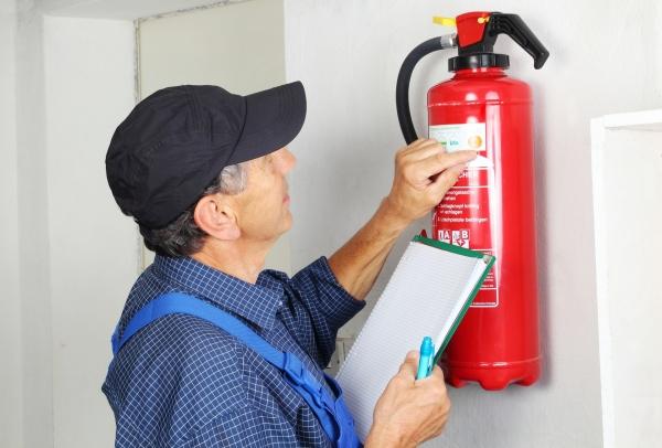 Revize EPS (elektrické požární signalizace)