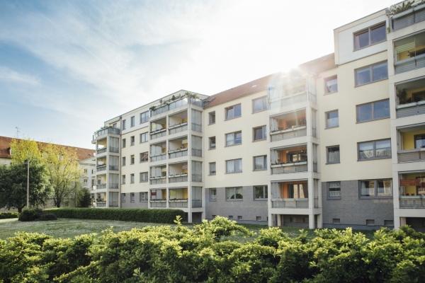 Zabezpečení bytových domů - SVJ