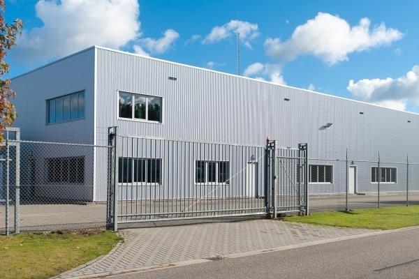 Zabezpečení průmyslových budov a objektů