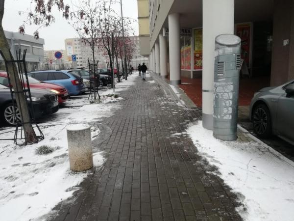 Sníh Hůrka 01
